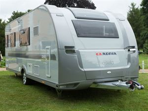 Adria launches new models for 2014