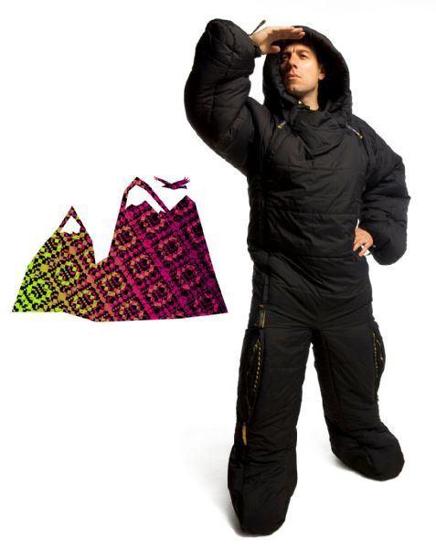 World's weirdest sleeping bags - Advice & Tips