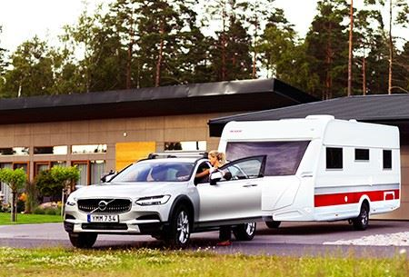 KABE caravan