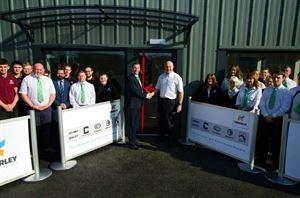 Kimberley Caravans open new Darlington workshop