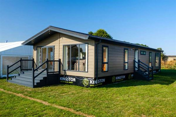 Kingston Park and Leisure Homes new for 2019