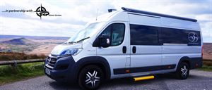The new Liberation accessible campervan from Brook Miller and RP Motorhomes