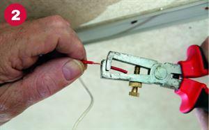 Electrical DIY (photo courtesy of Mark Williams)