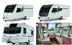 2019 Special Edition caravans from Lowdhams