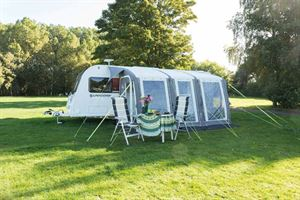 The SunnCamp Ultima 390 Air Super Deluxe awning