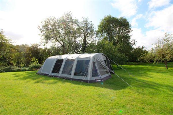 The Berghaus Telstar 8 tent