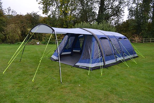 Outwell montana 6sa reviews camping out and about live for Montana tent company