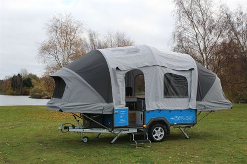 10 Of The Best Trailer Tents And Folding Campers Advice