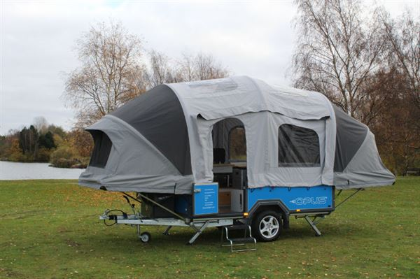 trailer tents and folding camper rentals uk