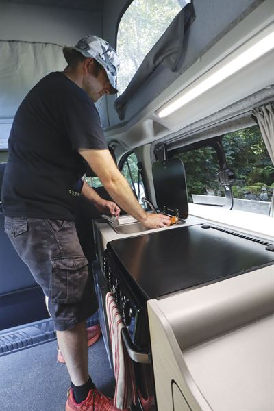 Learn how to clean your campervan thoroughly