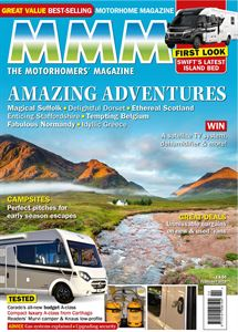 The February issue of MMM magazine is on sale on January 4