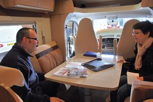 Follow our tips for a smooth handover of your new motorhome
