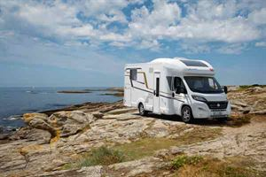 Hiring a motorhome means you can go almost anywhere you want and have all your home comforts with you