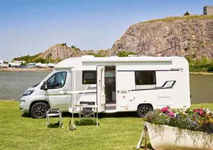 Motorhome hire allows you the freedom to explore beautiful places