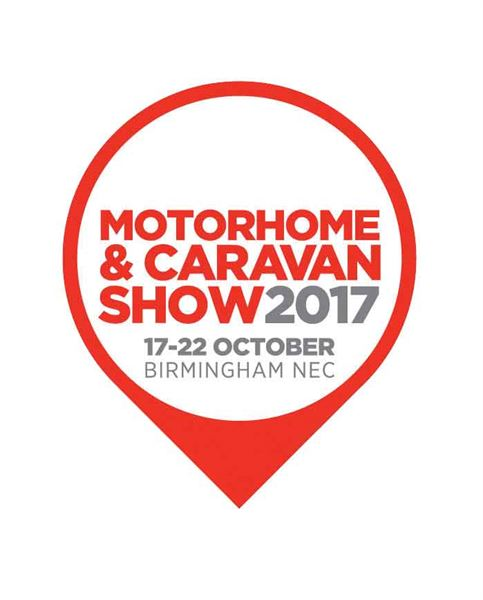 The motorhome show has a huge range of models on display to suit almost every tatse and budget