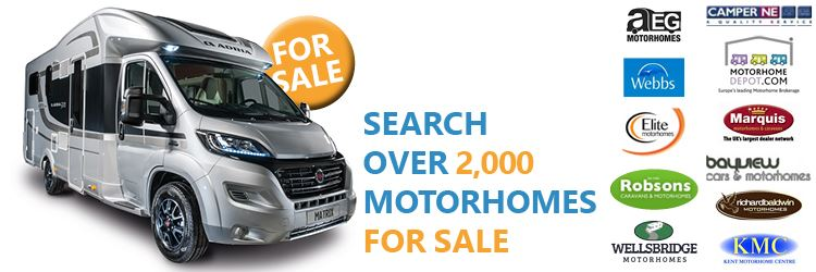 New and Used Motorhomes