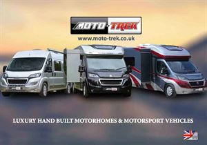 Moto-Trek now has its own motorhome production facility and dealership