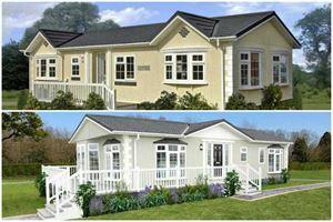 Omar Middleton and Sandringham park homes