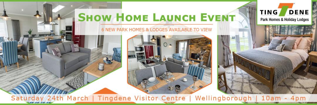 Ting Dene - Show Homes Event