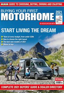 Download Buying Your First Motorhome 2021 today