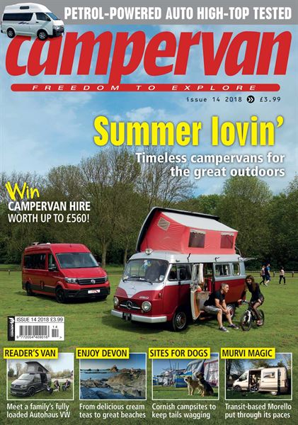 CAMPERVAN ISSUE 14