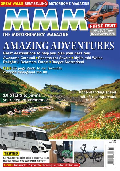MMM's April 2021 issue is out now!