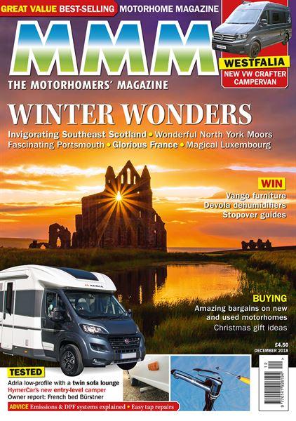 8dba0c2286 MMM magazine 2018 article index now online - Motorhome News ...