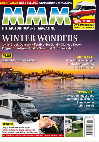 The December 2019 issue of MMM