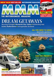The July 2020 issue of MMM magazine