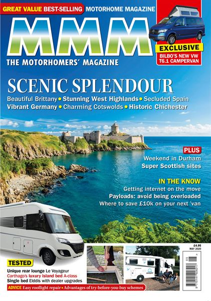 The May 2020 issue of MMM