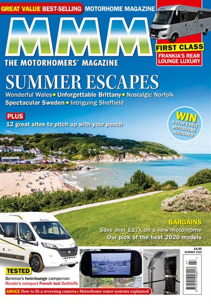 The Summer issue of MMM