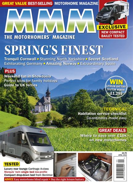 Pay just £5 for three issues of MMM with this latest digital subscription offer