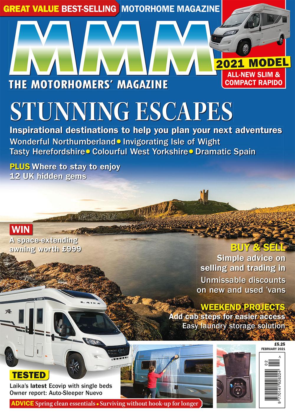 MMM - News - cover