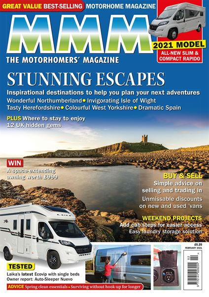 MMM's February 2021 issue is out now