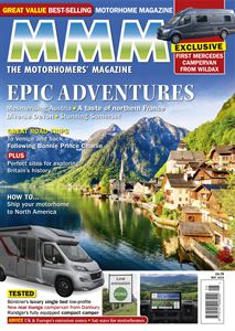 Enjoy a 50% discount on the price of an annual digital subscription to MMM, What Motorhome and Campervan with our special Easter sale