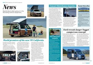 CAMPERVAN OCT 19