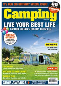 Camping magazine is 60 - download the special birthday issue!