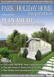 Issue 14 of Park & Holiday Home Inspiration is out now