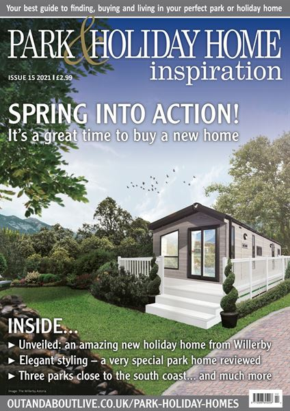 Download Issue 15 of Park & Holiday Home Inspiration today