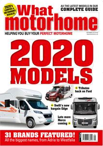 The September issue of What Motorhome is out now