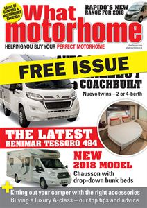 What Motorhome free sample cover