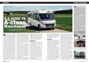 WHAT MOTORHOME MARCH 2021 ISSUE