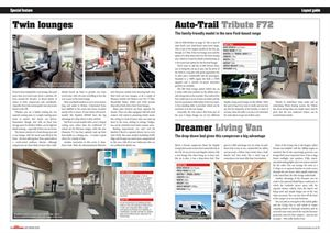 WHAT MOTORHOME SEPTEMBER 2020 ISSUE