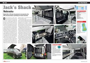 WHAT MOTORHOME AUGUST 2018 ISSUE