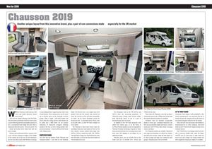 WHAT MOTORHOME SEPTEMBER 2018
