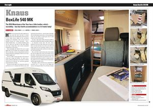 WHAT MOTORHOME FEB 2017