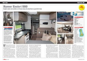 WHAT MOTORHOME JULY 2020 ISSUE