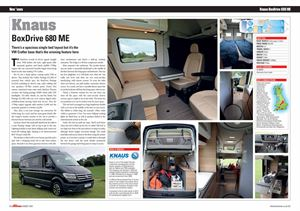 WHAT MOTORHOME AUGUST 2019