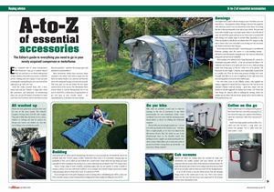 WHAT MOTORHOME OCTOBER 2019 ISSUE
