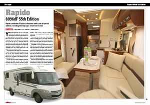 WHAT MOTORHOME MARCH 2017